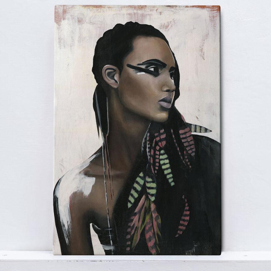 art shop online, wild woman artwork