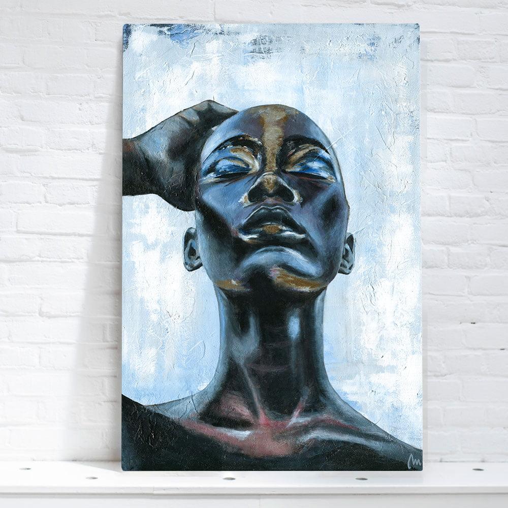 Female art of Women in