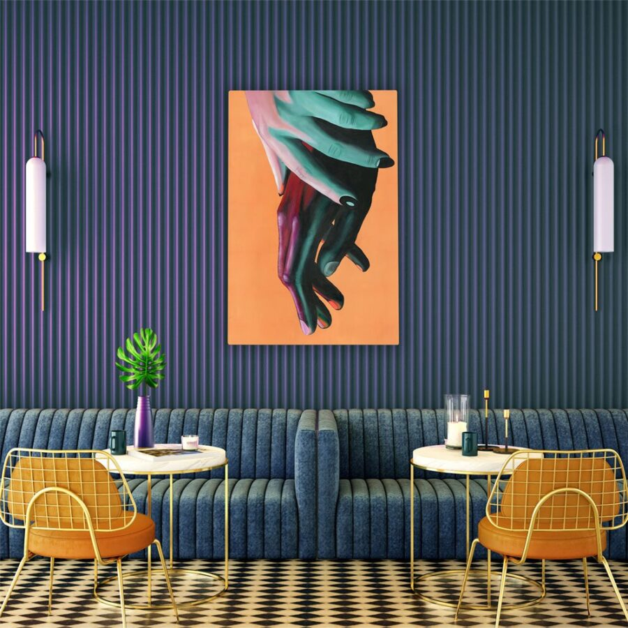 paintings for hotel