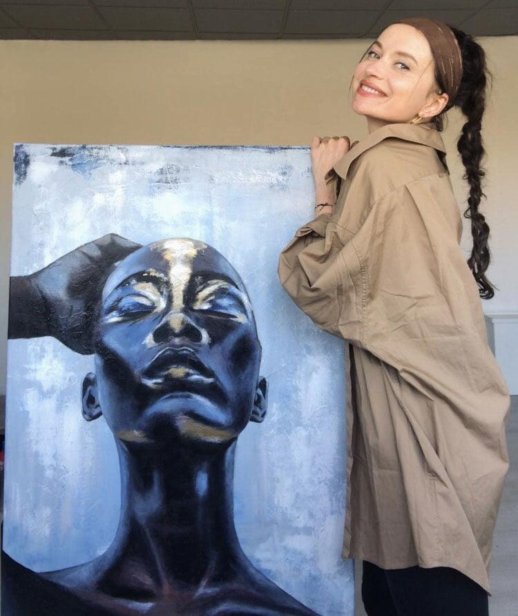 Artist, painter from Amsterdam